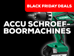 Accu schroefboormachine